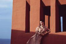 Ophelie Guillermand for Harper's Bazaar