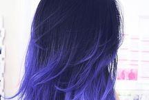 Hair / Beautiful hair and hairstyles