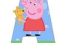 ABC peppa Pig