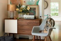 Entry way and living room  / by Brittany