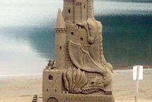 Zand art