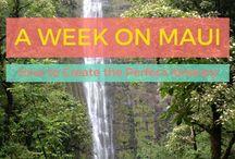 Maui Island hawaii