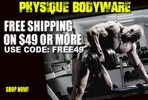FREE SHIPPING / Free Shipping On Fitness Gear By Physique Bodyware-