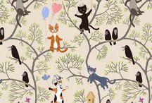 cat pattern