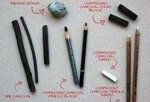Charcoal tools