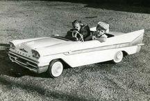Pedal Cars / Pedal cars
