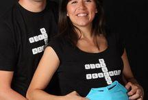 Familias Petitpascon / Camisetas molonas, modernas, exclusivas y originales para toda la familia