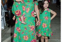 Frazão  Desfile Mãe e Filha