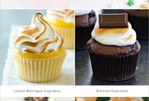 Cakes and Cupcakes / Cake and cupcake recipes and tips for birthdays, holidays, weddings, or any occasion!