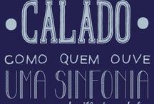 Frases musicais / by Camilla Estima