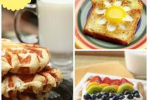 Kid breakfast ideas