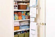 Organization! / by Cortnee Dixon