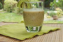 Smoothie / Healthy ou gourmand, aux légumes ou aux fruits, tout est possible avec le plaisir gourmand d'un smoothie !