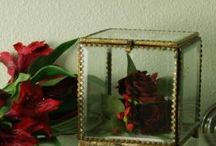 Simple Little Memories / Little things mean a lot when it comes to flowers, keepsakes, matters of the heart or designs.