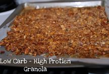 High protien/low carb options / Recipes for daddy's strict meal needs...