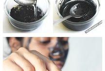 mask ideas (pores)
