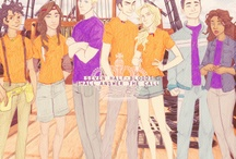 Heros of Olympus / Original and New Percy Jackson Books / by Toriah