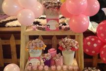 Pink Theme / The perfect theme for your little angel who loves the color pink and all shades of pink!