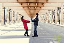 My own engagement photos / by Hannah Goering; this is my own engagement photo shoot from April 2011