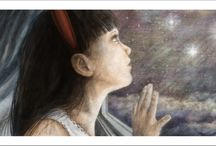 Angeline's Star - Picture book - http://angelinesstar.com/ / Angeline needs a miracle to save her sick brother. A story of a miracle lost and found, and discovering that wishes can come true.  http://angelinesstar.com/  A book for children and the young at heart.