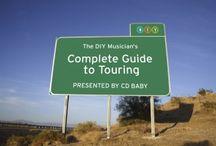 Touring / by Vi Tran