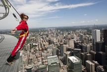 Ontario from Daring Heights / From amazing views to crazy activities, everything here is about seeing all Ontario has to offer from sky-high heights!