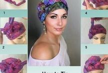 Makoti Head wraps
