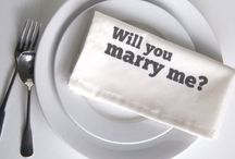 ¿Quieres casarte conmigo? / Una forma diferente de pedir matrimonio