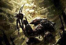 Predator/alien