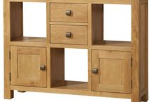 Avon Oak Collection / A contemporary waxed oak collection with a quirky design at fantastic price.