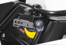 Motorcycle fog lights