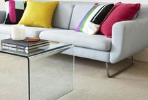 Lounge Carpets / Choose from a variety of Wool or Easy Clean Polypropylene ranges for your lounge to add long lasting comfort and style.  For more information visit www.cormarcarpets.co.uk.