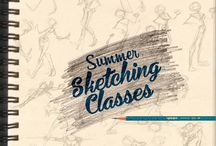 Summer Sketching Classes