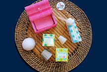 < au naturel > / Fini les cosmétiques remplis de produits chimiques et vive les produits naturels !