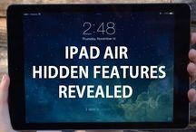 iPad Air Tips and Tricks / http://www.apple.com/no/ipad/