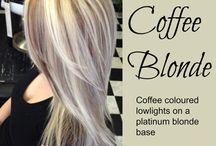 Blonde Hair Colors