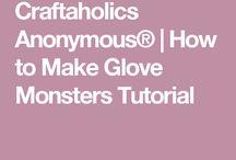 craft hand dolls