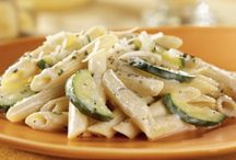 Veggie-Centric Pasta Dishes