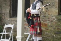 scotish wedding