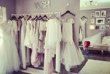 The studio / The place where the beautiful dresses come to life, this is a space for each bride to feel at home.