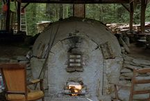 pottery / wood-fired kiln
