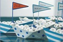 Idée mariage marin