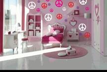 Girls Room / by Chanda Winegar