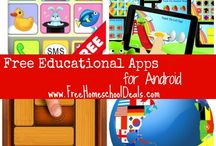 Tablets, Android Apps