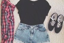 Summer / Outfits & Ideas