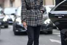 streetstyle fashion week Jan to March 14 / by FiFi