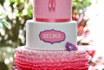 balllerina cake