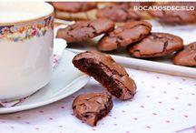Galletas, cookies, sablés, biscuits