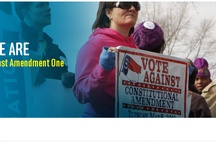 Amendment One Harms Families / by Protect ALL