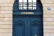 Paris - inspirations / Chanel, Rolex